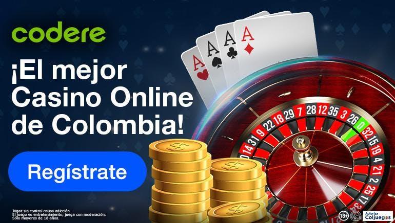 Juegos de casino de Codere