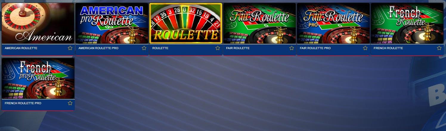 Ruleta AquiJuego Casino