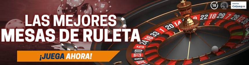 Ruleta en Rivalo casino
