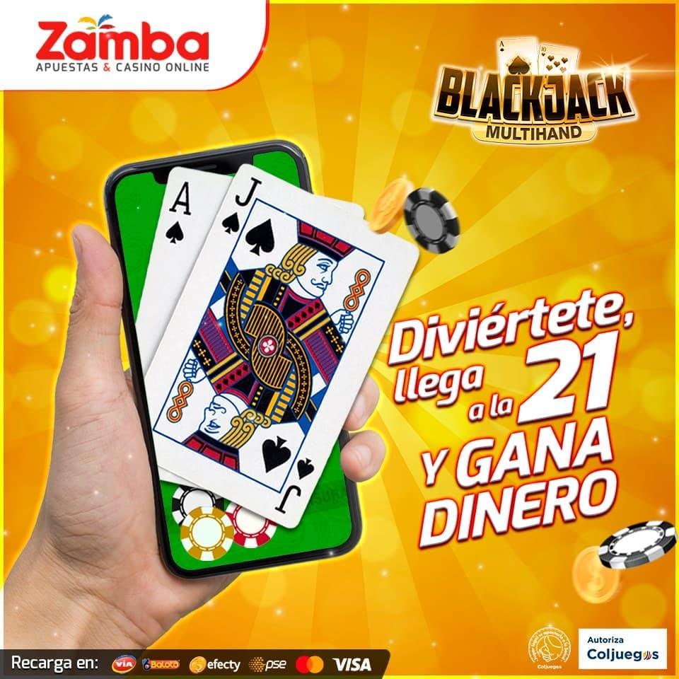 Aplicacion movil de Zamba