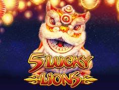5 Lucky Lions logo